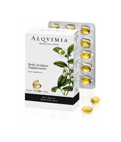 Body Sculptor Supplements 30 perlas Alqvimia
